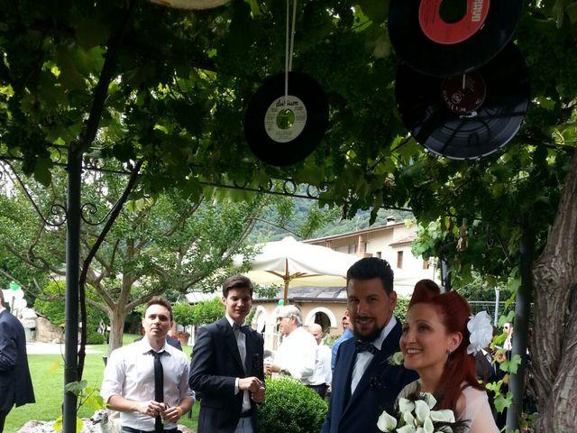 Il matrimonio di Nicola e Silvia a Miane, Treviso 8