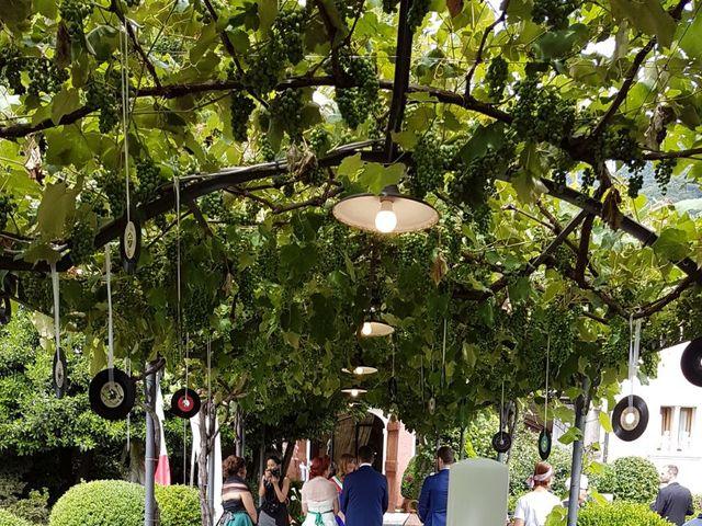 Il matrimonio di Nicola e Silvia a Miane, Treviso 9