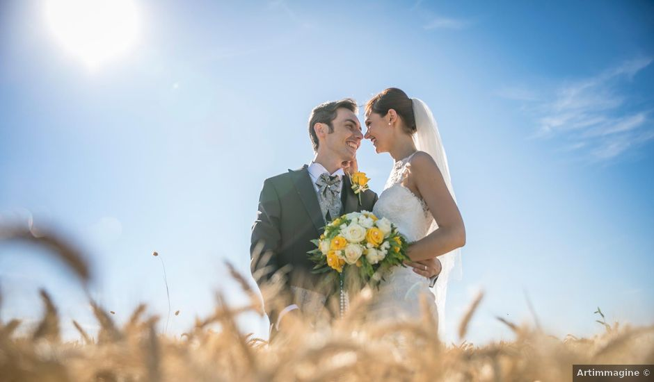 Il matrimonio di Rocco e Victoriya a Rimini, Rimini