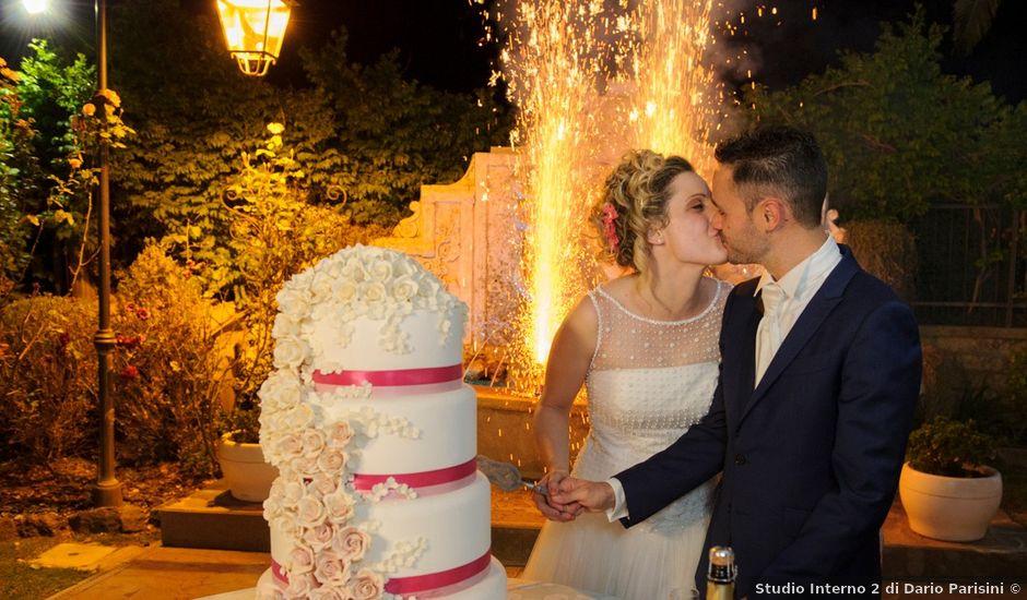 Il matrimonio di Ivano e Francesca a Roma, Roma