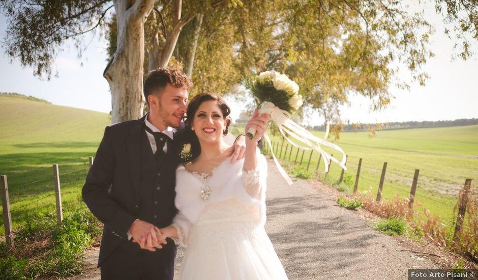 Il matrimonio di Giuseppe e Alessia a Rocca di Neto, Crotone
