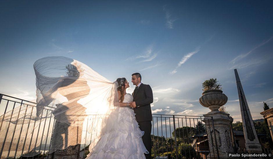 Il matrimonio di Fabio e Irene a Bareggio, Milano
