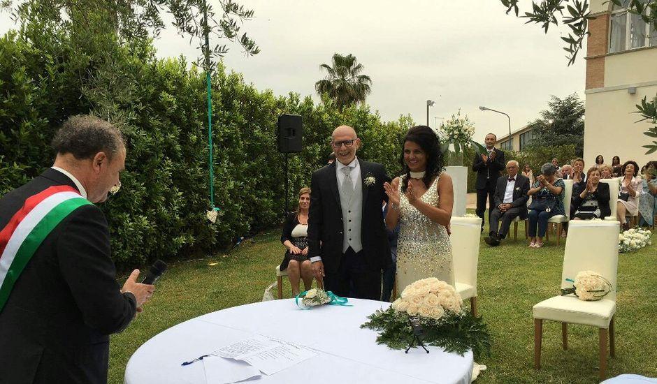 Il matrimonio di corrado e Antonietta a Mirabella Eclano, Avellino