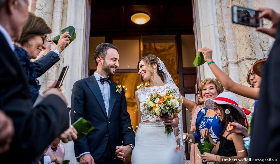 Il matrimonio di Sara e Michele a Taormina, Messina