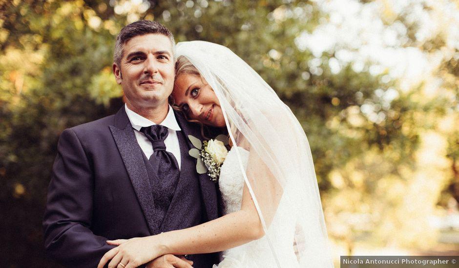 Il matrimonio di Giacomo e Cristina a Forte dei Marmi, Lucca
