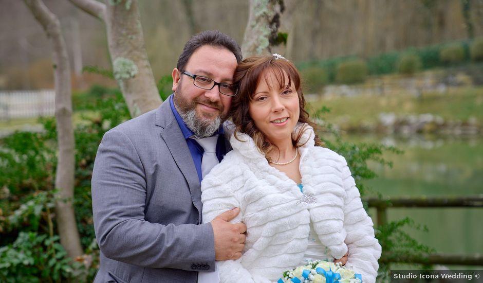 Il matrimonio di Massimiliano e Alessia a Bogogno, Novara