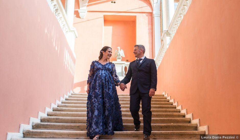 Il matrimonio di Ferdinando e Ilenia a Massa, Massa Carrara