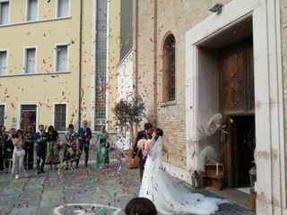 Le nozze di Luca e Marta 1
