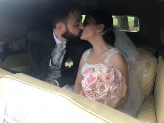 Le nozze di Luca e Marta