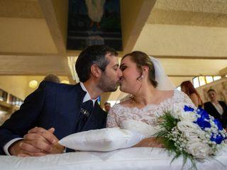 Le nozze di Cosmina e Massimo