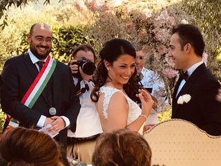 Le nozze di Arcangela  e Vincenzo