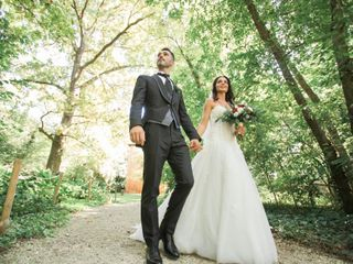 Le nozze di Irene e Alvi