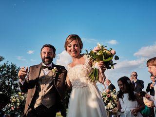 Le nozze di Giorgia e Nicola