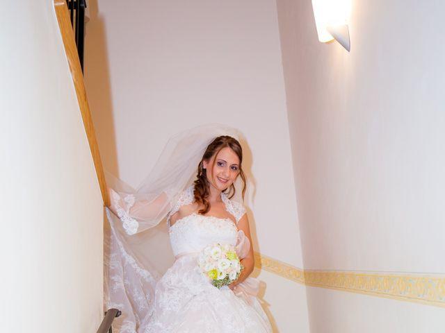 Il matrimonio di Fabio e Valentina a Rapagnano, Fermo 6
