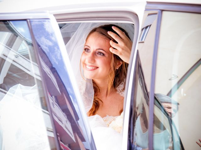Il matrimonio di Fabio e Valentina a Rapagnano, Fermo 7
