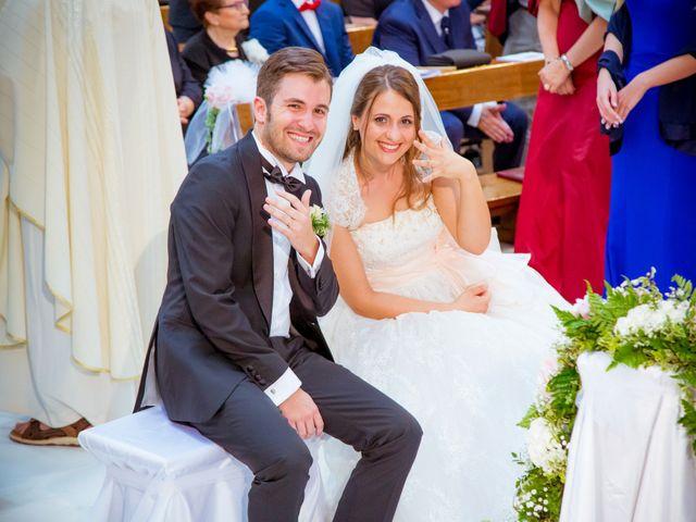 Il matrimonio di Fabio e Valentina a Rapagnano, Fermo 8