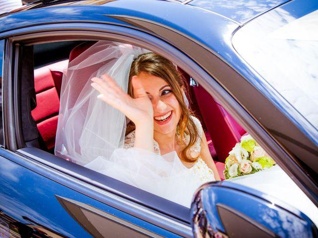 Il matrimonio di Fabio e Valentina a Rapagnano, Fermo 9