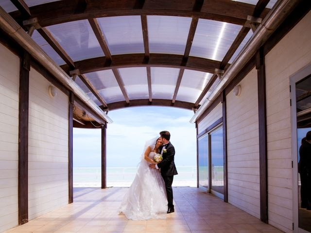 Il matrimonio di Fabio e Valentina a Rapagnano, Fermo 11