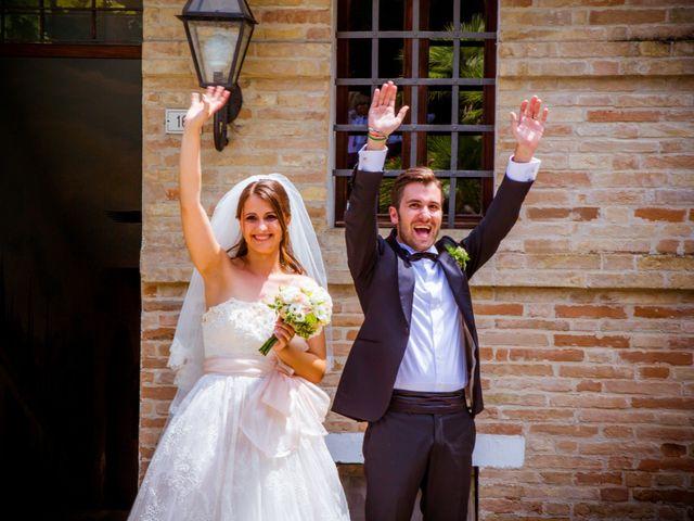 Il matrimonio di Fabio e Valentina a Rapagnano, Fermo 13