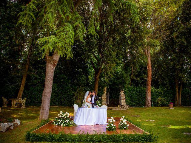 Il matrimonio di Fabio e Valentina a Rapagnano, Fermo 14