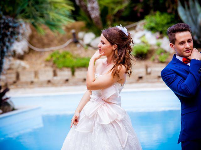 Il matrimonio di Fabio e Valentina a Rapagnano, Fermo 16