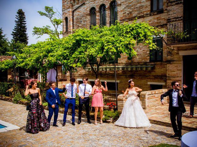 Il matrimonio di Fabio e Valentina a Rapagnano, Fermo 17
