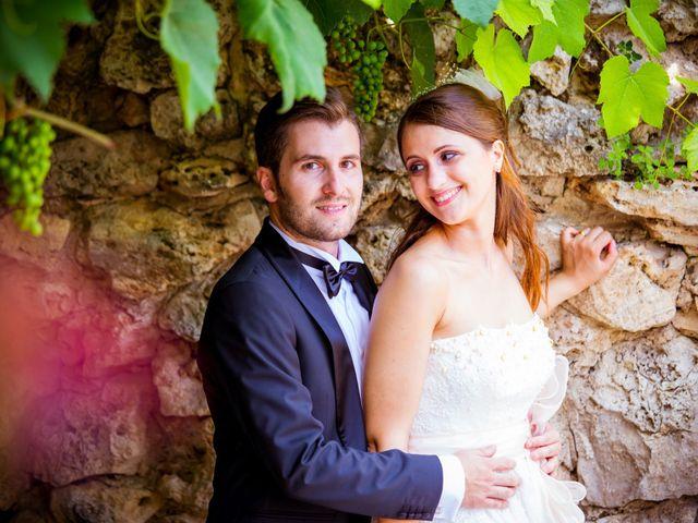 Il matrimonio di Fabio e Valentina a Rapagnano, Fermo 18