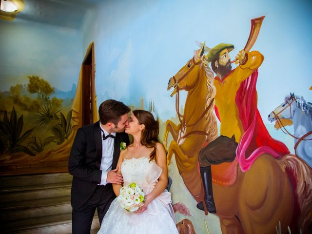 Il matrimonio di Fabio e Valentina a Rapagnano, Fermo 19