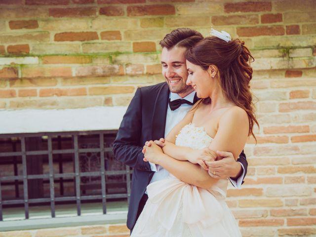 Il matrimonio di Fabio e Valentina a Rapagnano, Fermo 21