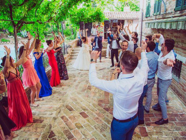 Il matrimonio di Fabio e Valentina a Rapagnano, Fermo 22
