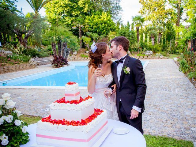 Il matrimonio di Fabio e Valentina a Rapagnano, Fermo 23