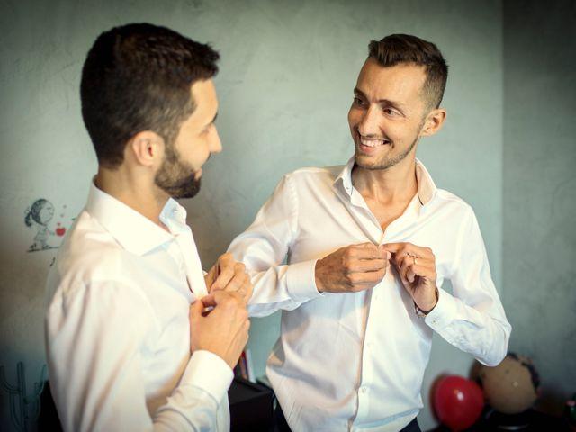 Il matrimonio di Francesco e Veronica a Cernusco Lombardone, Lecco 4