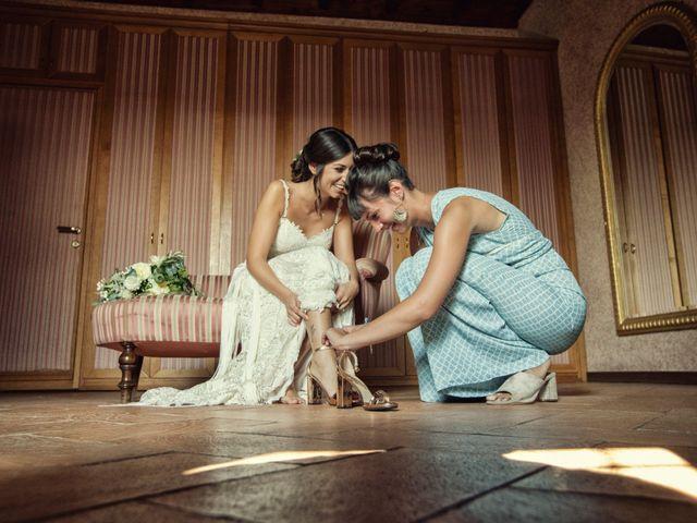 Il matrimonio di Francesco e Veronica a Cernusco Lombardone, Lecco 23