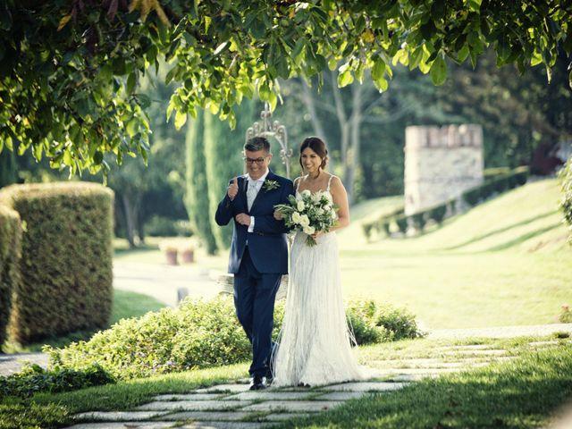Il matrimonio di Francesco e Veronica a Cernusco Lombardone, Lecco 30