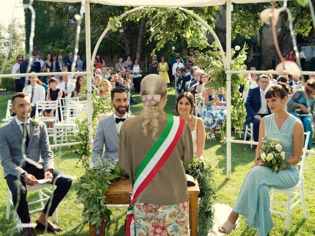 Il matrimonio di Francesco e Veronica a Cernusco Lombardone, Lecco 32