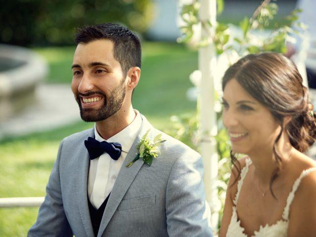 Il matrimonio di Francesco e Veronica a Cernusco Lombardone, Lecco 37