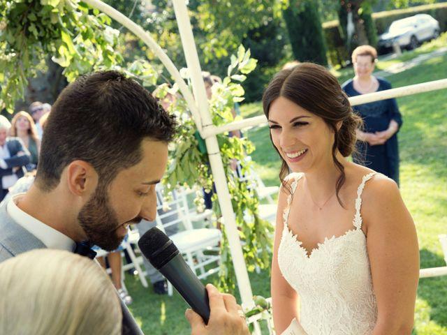 Il matrimonio di Francesco e Veronica a Cernusco Lombardone, Lecco 39