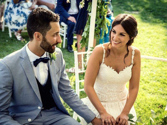 Il matrimonio di Francesco e Veronica a Cernusco Lombardone, Lecco 41