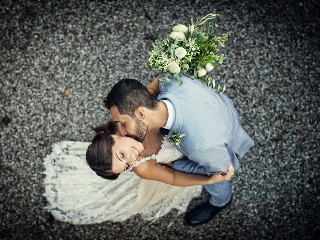 Il matrimonio di Francesco e Veronica a Cernusco Lombardone, Lecco 51