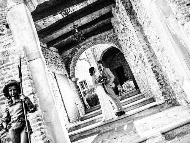 Il matrimonio di Francesco e Veronica a Cernusco Lombardone, Lecco 54