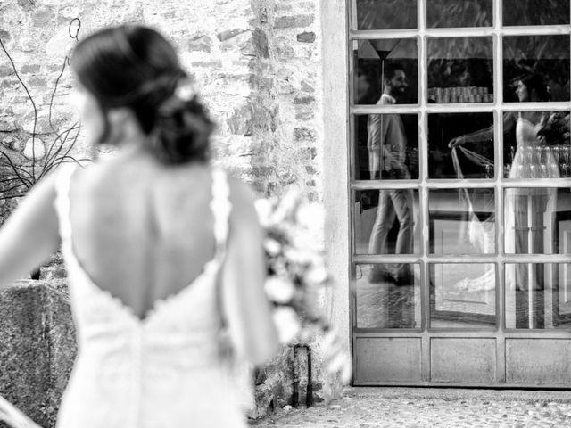 Il matrimonio di Francesco e Veronica a Cernusco Lombardone, Lecco 56