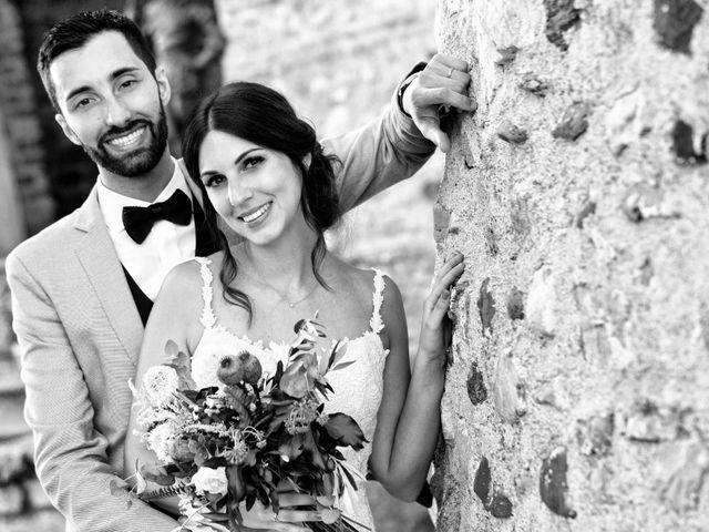 Il matrimonio di Francesco e Veronica a Cernusco Lombardone, Lecco 57