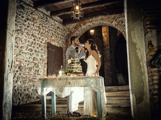 Il matrimonio di Francesco e Veronica a Cernusco Lombardone, Lecco 66