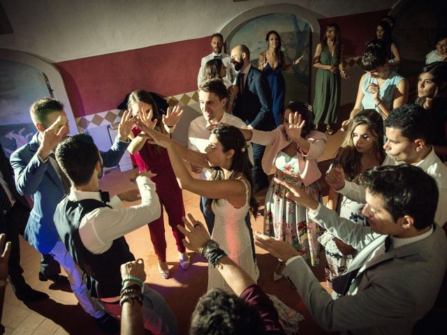 Il matrimonio di Francesco e Veronica a Cernusco Lombardone, Lecco 69