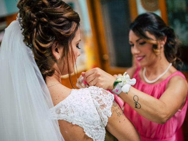 Il matrimonio di Davide e Alessandra a Scorrano, Lecce 35