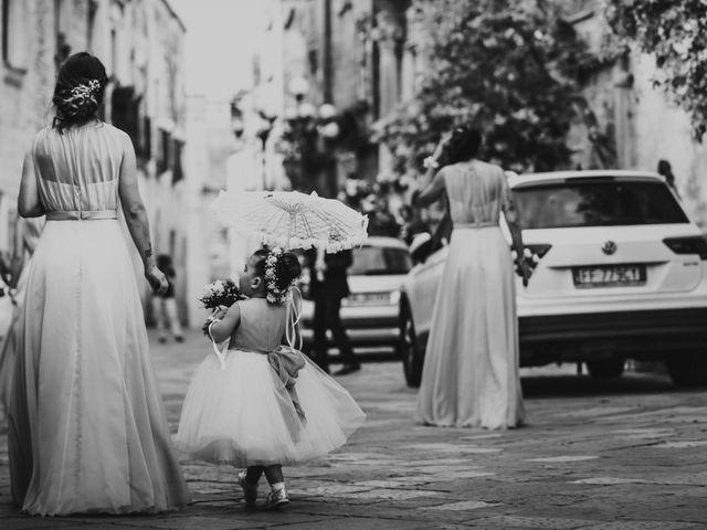 Il matrimonio di Davide e Alessandra a Scorrano, Lecce 47