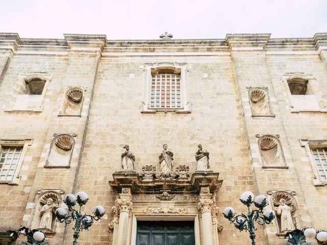 Il matrimonio di Davide e Alessandra a Scorrano, Lecce 48
