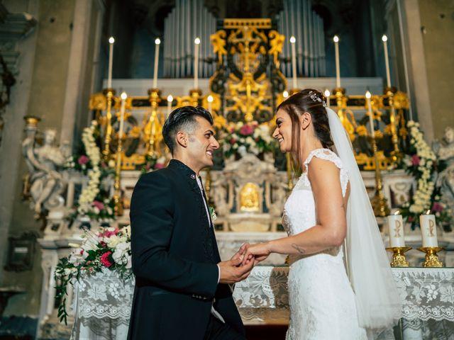 Il matrimonio di Davide e Alessandra a Scorrano, Lecce 51