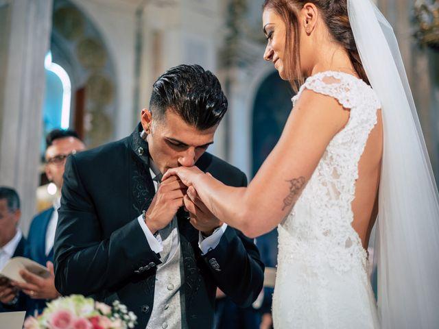 Il matrimonio di Davide e Alessandra a Scorrano, Lecce 52