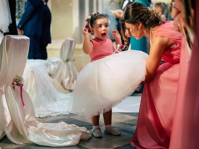 Il matrimonio di Davide e Alessandra a Scorrano, Lecce 53